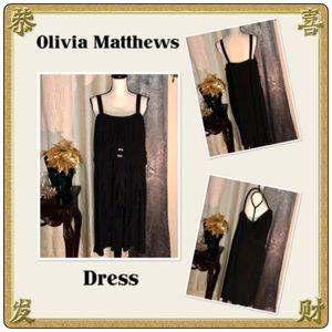 Women's Plus Size Dress by Olivia Matthews